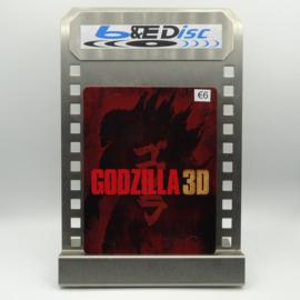 Godzilla (Blu-ray 3D + Blu-ray, Steelcase)