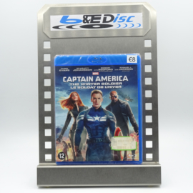 Captain America : The Winter Soldier (Blu-ray)