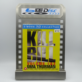 Kill Bill: Volume 1 & 2 (Blu-ray 2-Disc)