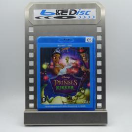 Prinses en de Kikker, De (Blu-ray + DVD)