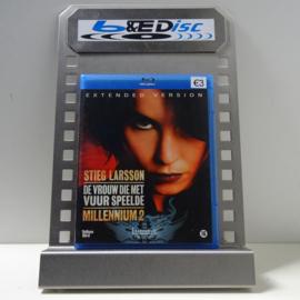 Millennium 2: De Vrouw Die Met Vuur Speelde (Blu-ray)