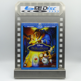 Belle En Het Beest (Blu-ray + Blu-ray Bonus + DVD)