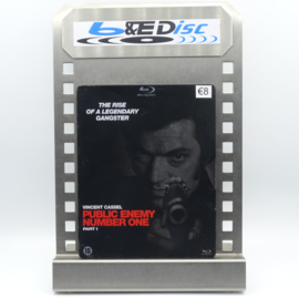 Public Enemy Number One: Part I (Blu-ray, Steelcase)