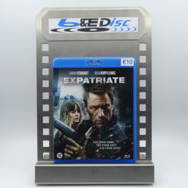 Expatriate, The (Blu-ray)