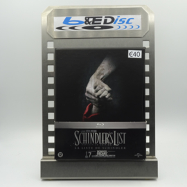 Schindler's List: Definitive Edition (Blu-ray 2-Disc)