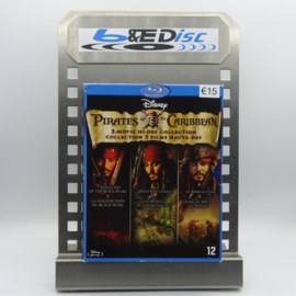 Pirates Of The Caribbean: 3-Movie Hi-def Collection (Blu-ray 3-Disc)