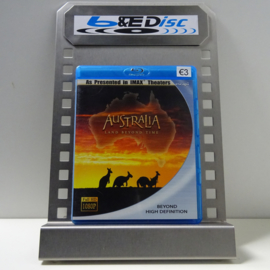 Australia: Land Beyond Time (Blu-ray)