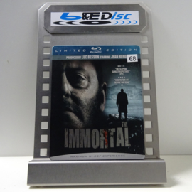 Immortal, The (Blu-ray, Steelcase)