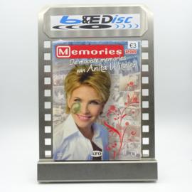 Memories - Anita Witzier (2 DVD)