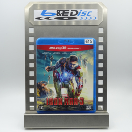 Iron Man 3 (Blu-ray 3D + 2D Blu-ray)