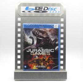 Jurassic Games, The (Blu-ray)