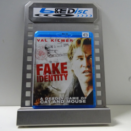 "Fake Identity ""Double Identity"" (Blu-ray)"