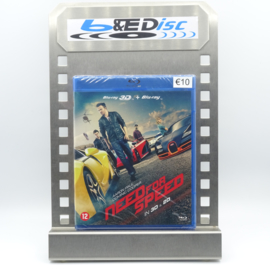 Need For Speed (Blu-ray 3D + Blu-ray)