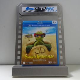 Sammy's Avonturen: De Geheime Doorgang (Blu-ray 3D + 2D versie)