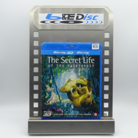 Secret Life Of The Rainforest, The (Blu-ray 3D + 2D Versie)