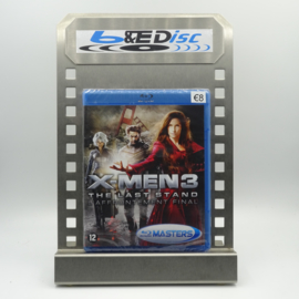X-Men 3 : The Last Stand (Blu-ray 2-disc)