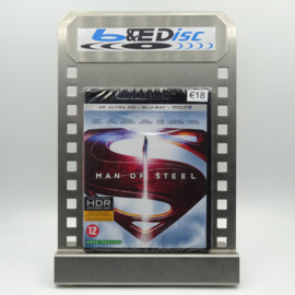 Man of Steel (4K Ultra HD + Blu-ray)