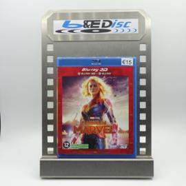 Captain Marvel (Blu-ray 3D + Blu-ray)