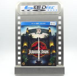 Jurassic Park (Blu-ray 3D + Blu-ray)