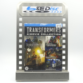 Transformers : 4-Movie Collection (Blu-ray)