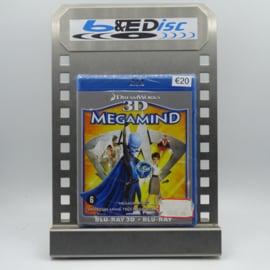 Megamind (Blu-ray 3D + Blu-ray)
