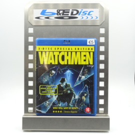 Watchmen (2-disc special edition Blu-ray)