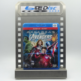 Avengers, the (Blu-ray 3D + Blu-ray)