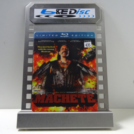 Machete (Blu-ray, Steelcase)