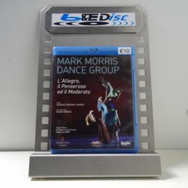 Mark Morris Dance Group: L'Allegro, Il Penseroso Ed Il Moderato (Blu-ray)