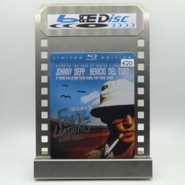 Fear and Loathing in Las Vegas (Blu-ray, Steelcase)