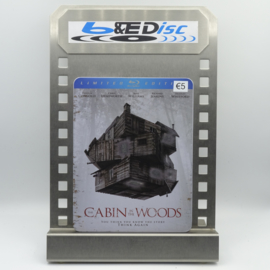 Cabin In The Woods, The (Blu-ray, Steelcase)
