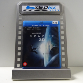 Gravity (Blu-ray 3D + Blu-ray)