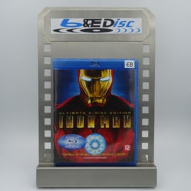Iron Man (Blu-ray 2-Disc)