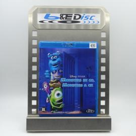 Monsters en Co. (Blu-ray)