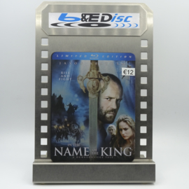 In the Name of the King (Blu-ray, Steelcase)