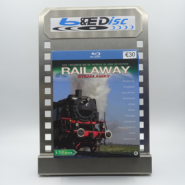 Railaway - Steam Away (Blu-ray)
