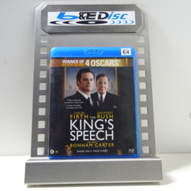 King's Speech, The (Blu-ray)