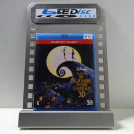 Nightmare Before Christmas, The (Blu-ray 3D + Blu-ray)
