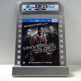 Universal Soldier: Day Of Reckoning (Blu-ray 3D + Blu-ray + DVD)