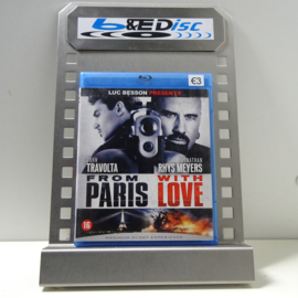 From Paris With Love (Blu-ray)