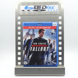 Mission Impossible: Fallout (Blu-ray + Blu-ray Bonus Disc)