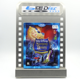 Sleeping Beauty - Doornroosje (Blu-ray 2-disc)