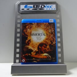 Immortals (Blu-ray 3D + 2D Versie)