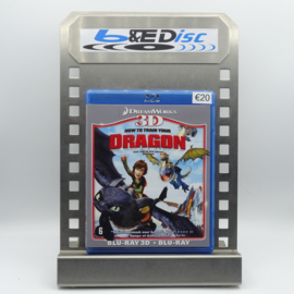 How To Train Your Dragon (Blu-ray 3D + Blu-ray)