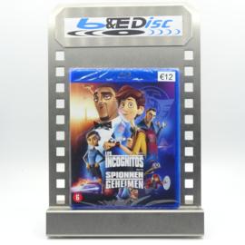 Spionnengeheimen (Blu-ray)
