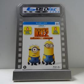 Verschrikkelijke Ikke 2 (Blu-ray + DVD)