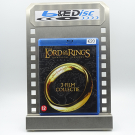 Lord of the Rings, the (3 film collectie Blu-ray)