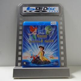 Kleine Zeemeermin II, De (Blu-ray)