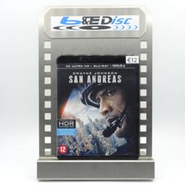 San Andreas (4K Ultra HD + Blu-ray)
