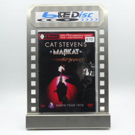 Cat Stevens - Majikat : Earth Tour 1976 (DVD + CD Collector's Edition)